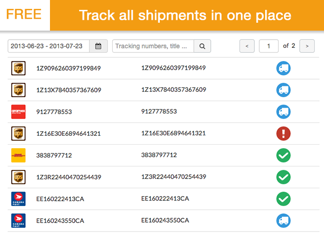 AfterShip Shipment Tracking Reviews & Pricing
