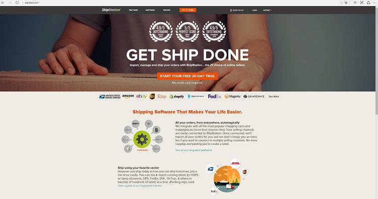 ShipStation Shipping Software Reviews & Pricing
