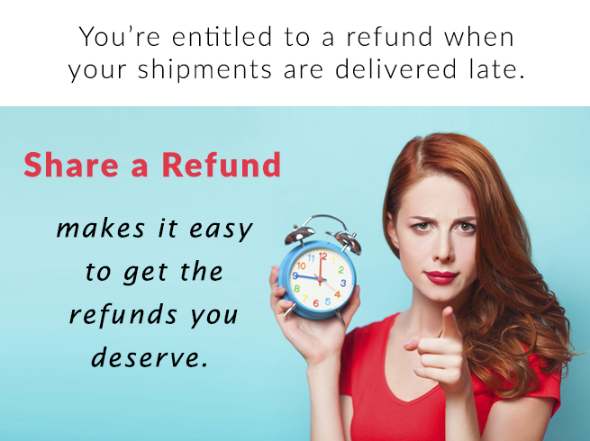 Share a Refund
