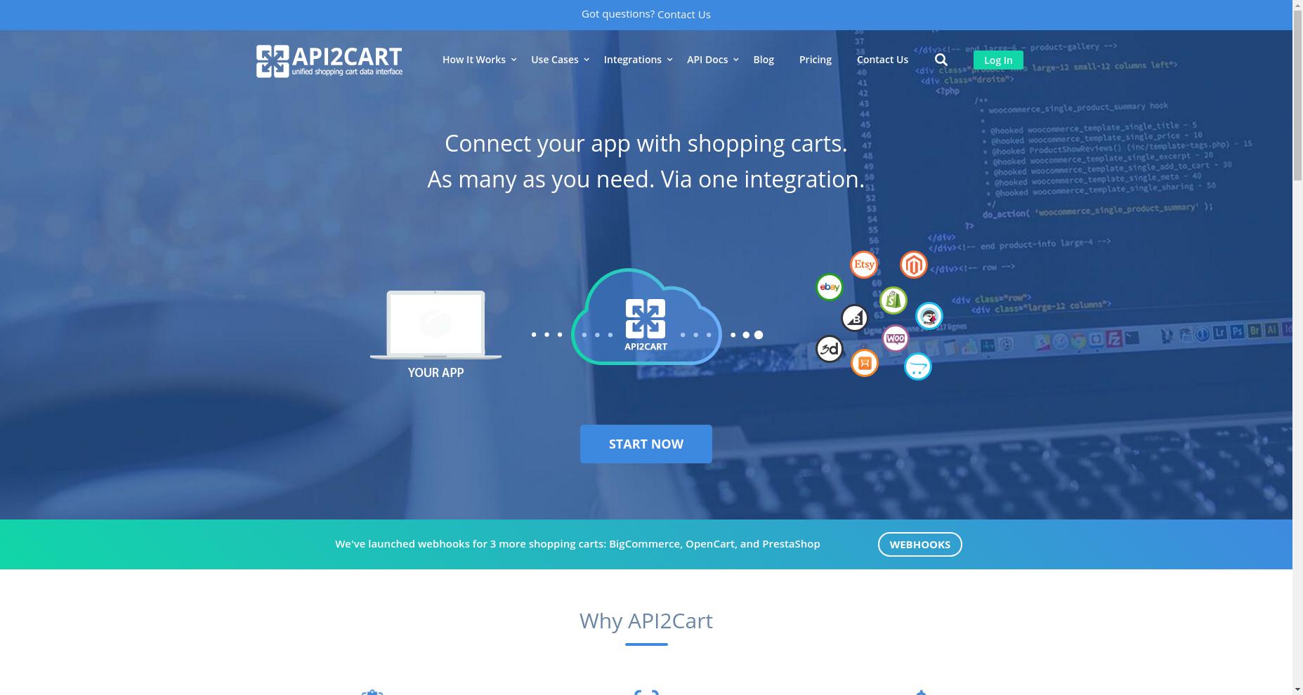 3dcart API Integrations