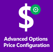 Advanced Options Price Configuration