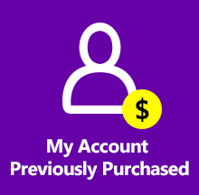 My Account Previously Purchased