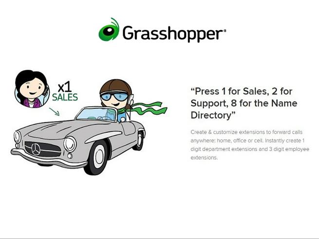 grasshopper phone systems