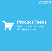 Product Feeds - Yahoo