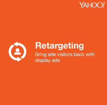 Retargeting by Yahoo