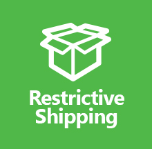 Restrictive Shipping