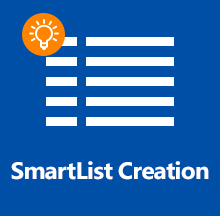 SmartList Creation