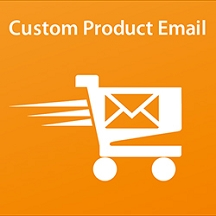 Custom Product Email