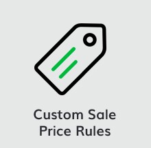 Custom Sale Price Rules