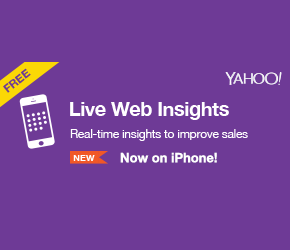 Live Web Insights By Yahoo